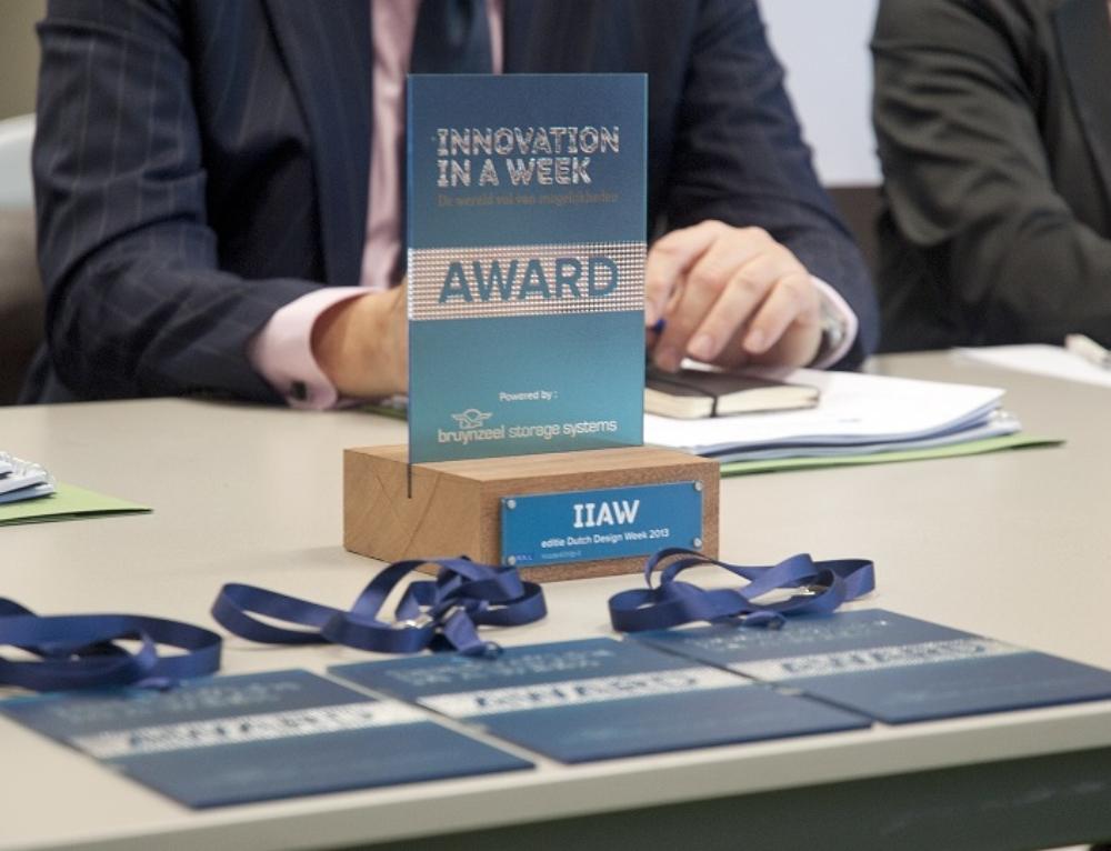 Dutch Design Week 2013 Award