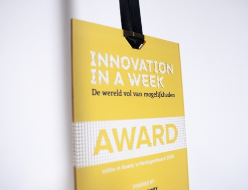 Innovation in a Week 2013 Award