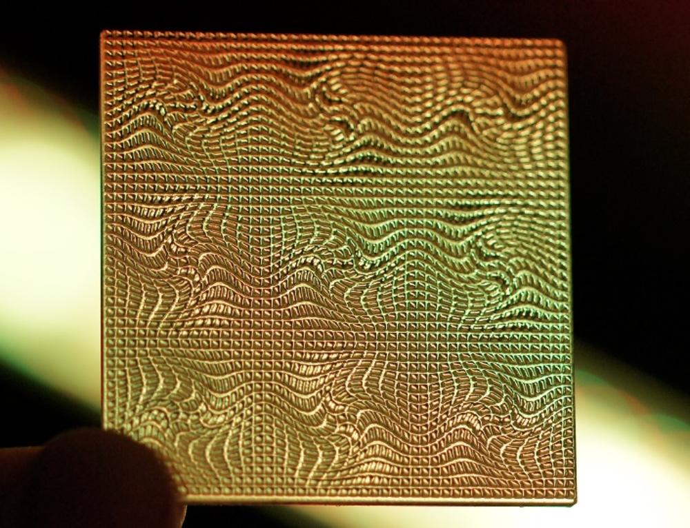 Square Warp 3D Texture
