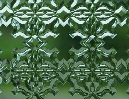 Textured Glass Patterns