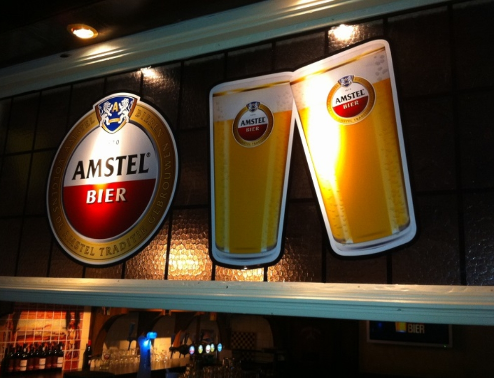 Amstel Stained Glass
