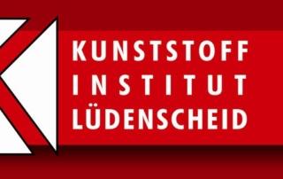 Logo of KFI Lüdenscheid for Luximprint presentation 3D Druck in der Kunststofbearbeitung