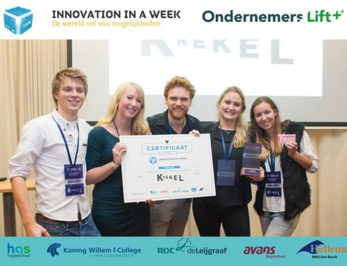 Innovation in a Week 2015 Award