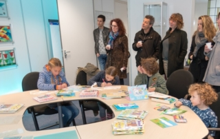 Explanations and entertainment for young and old_Luximprint Open Days