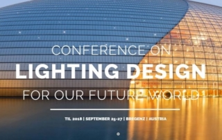 Header image for the Trends in Lighting 2018 event summary.