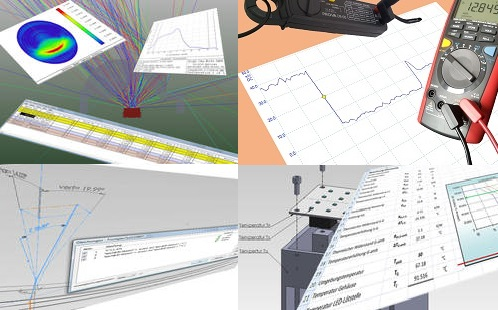 Image for Luximprint Optics Design Hub featuring Bright Idea Works skills in Light Technology and Engineering