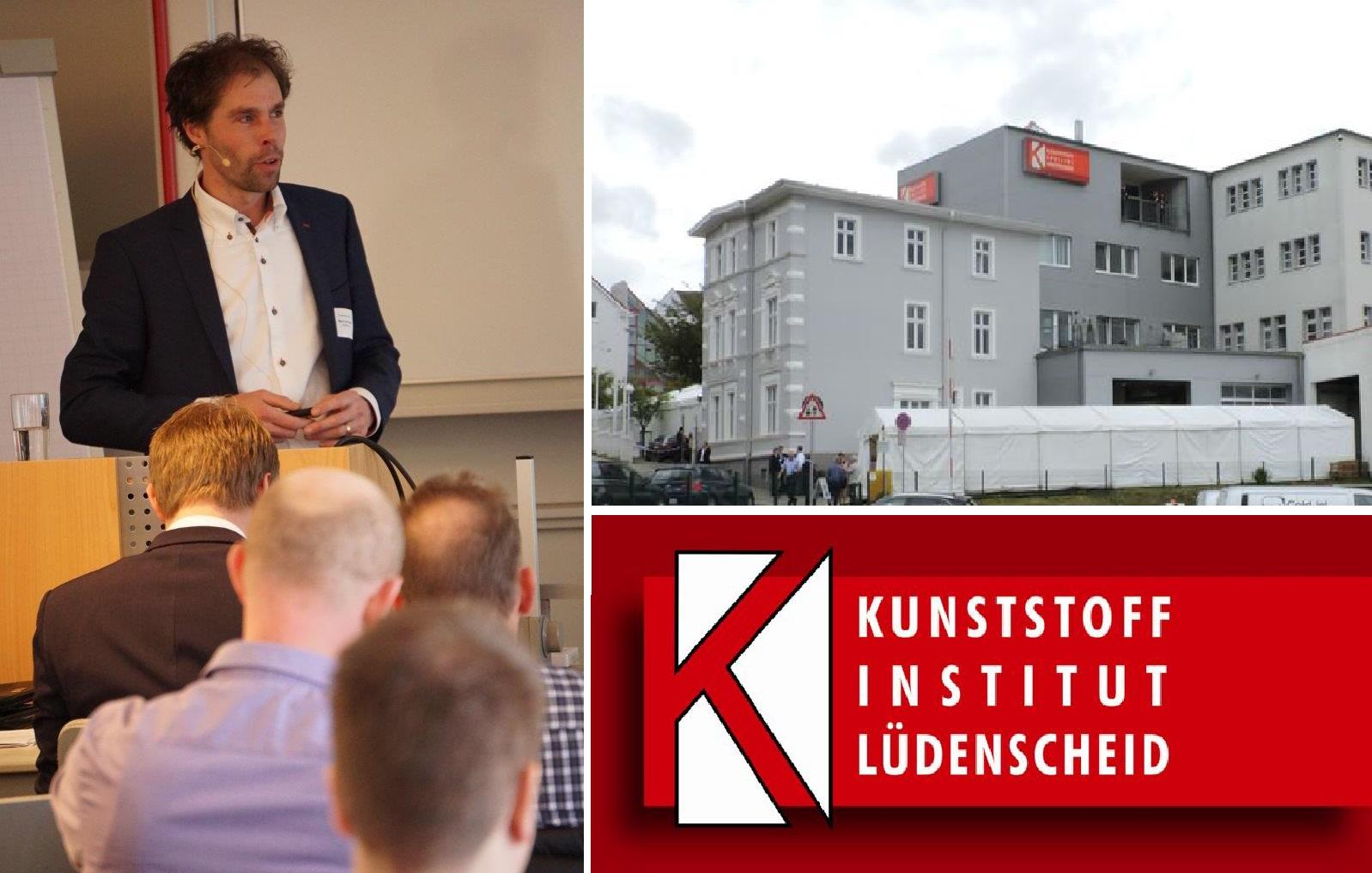 Picture of Kunststof Institut Lüdenscheid Additive Manufacturing Seminar
