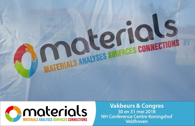 Banner image for Materials 2018 Veldhoven Event Review by Luximprint
