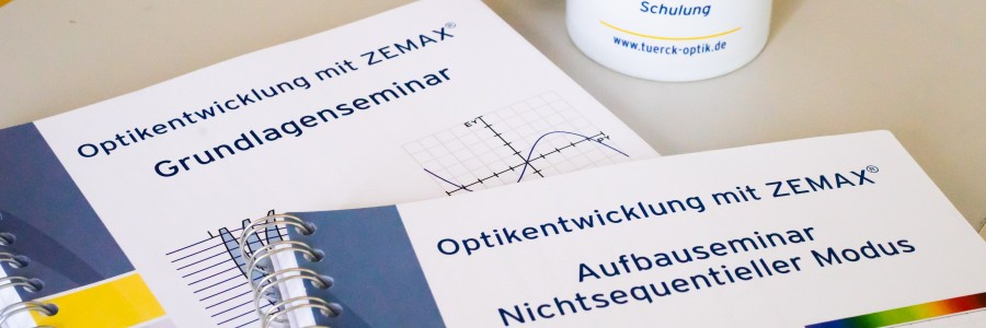Image of Dr. Türck Engineering showing course paperwork