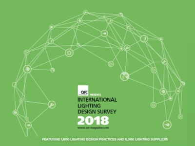 Header image for International Lighting Design Publication 2018 Luximprint