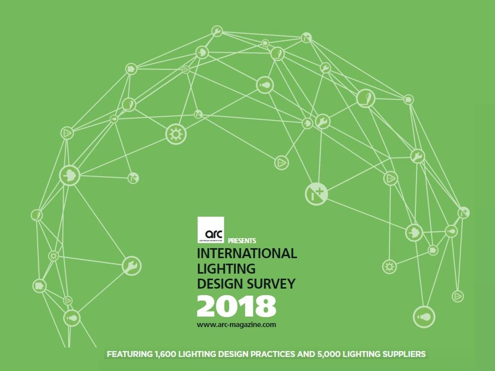 Header image for International Lighting Design Publication 2018 Luximprint