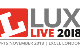 Logo of LuxLive 2018 Excel London