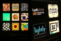 Image of Luminous Concepts_Lightly Trade Show Demonstrators