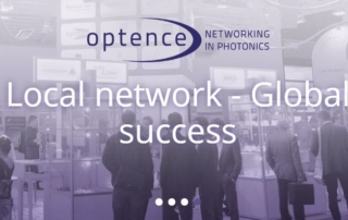 Image of Optence - network for optics and photonics professionals in Hessen-Rheinland Pfalz, Germany