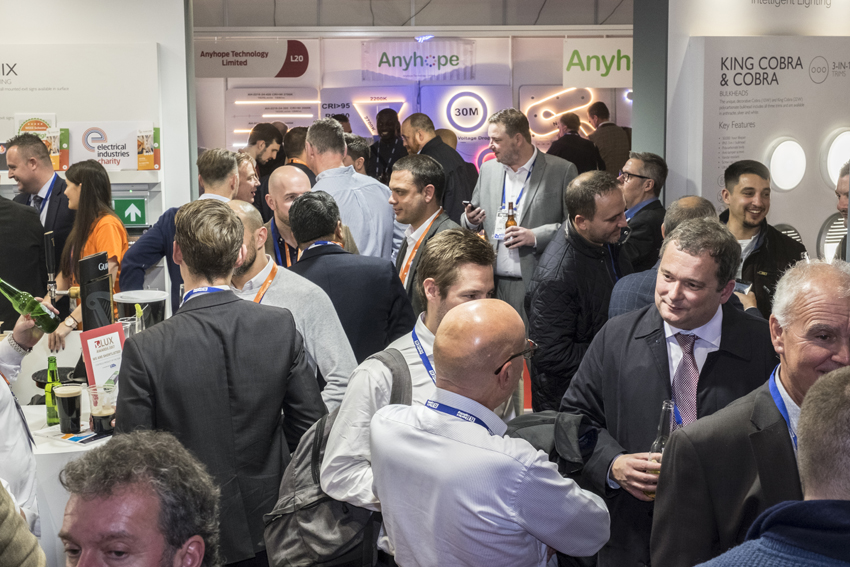 Image of the LuxLive 2019 crowd