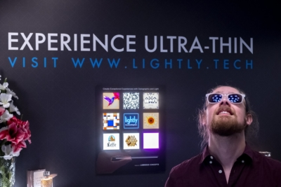Image of Luximprint Optographix and Lightly Founder Matt Hanbury