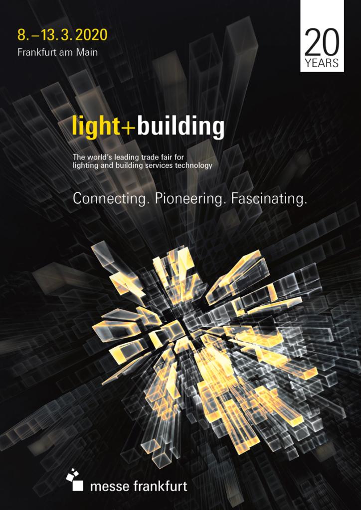 Key visual for Light + Building 2020