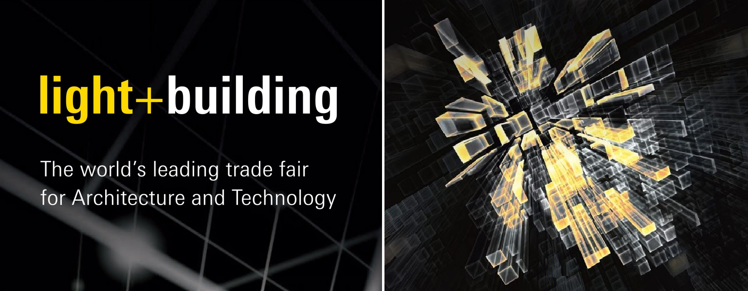 Header image Luximprint Light+Building 2020 event page