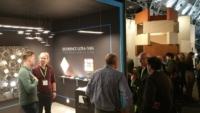 Image of Surface Design Show 2019 London with Lightly Team in action