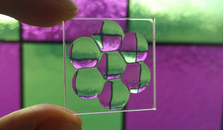 3d printed eye lens