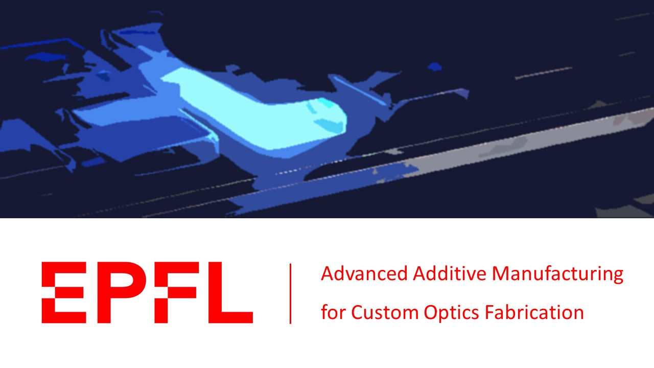 Header Image for EPFL Printing Symposium Advanced Manufacturing