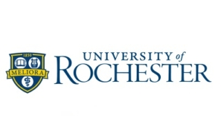Image with logo of Rochester University for Luximprint user references