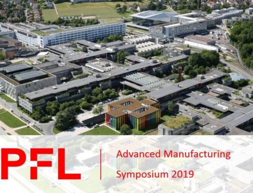 EPFL Advanced Manufacturing Symposium 2019