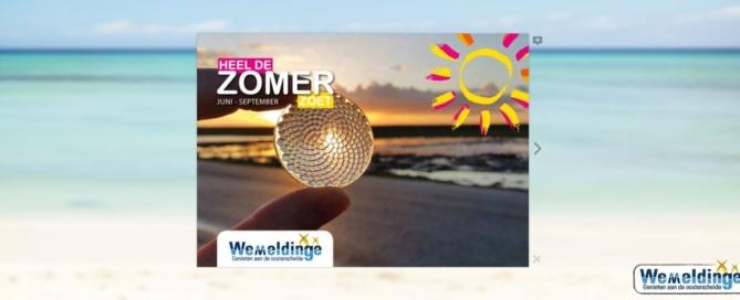 Header image for off-topic blogpost about Zomerprogramma Wemeldinge 2019