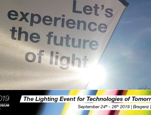 Meet us at LED professional Symposium + Expo 2019