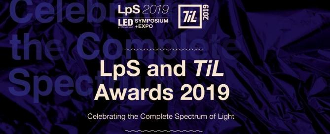 Banner image of LPS 2019 Awards Celebrating the Full Spectrum of Light