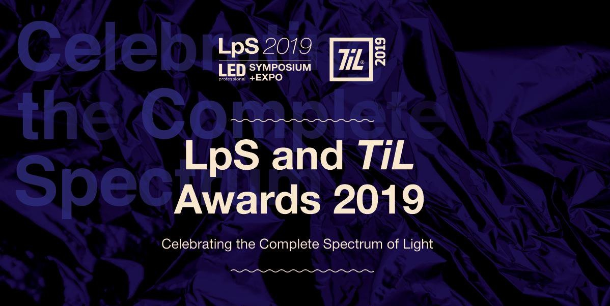 Banner image of LPS 2019 Awards Celebrating the Full Spectrum of Light
