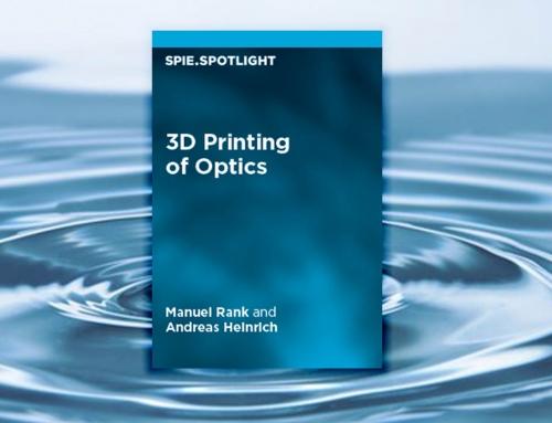 3D Printing of Optics