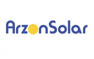 Logo of ArzonSolar for Project References at Luximprint Homepage