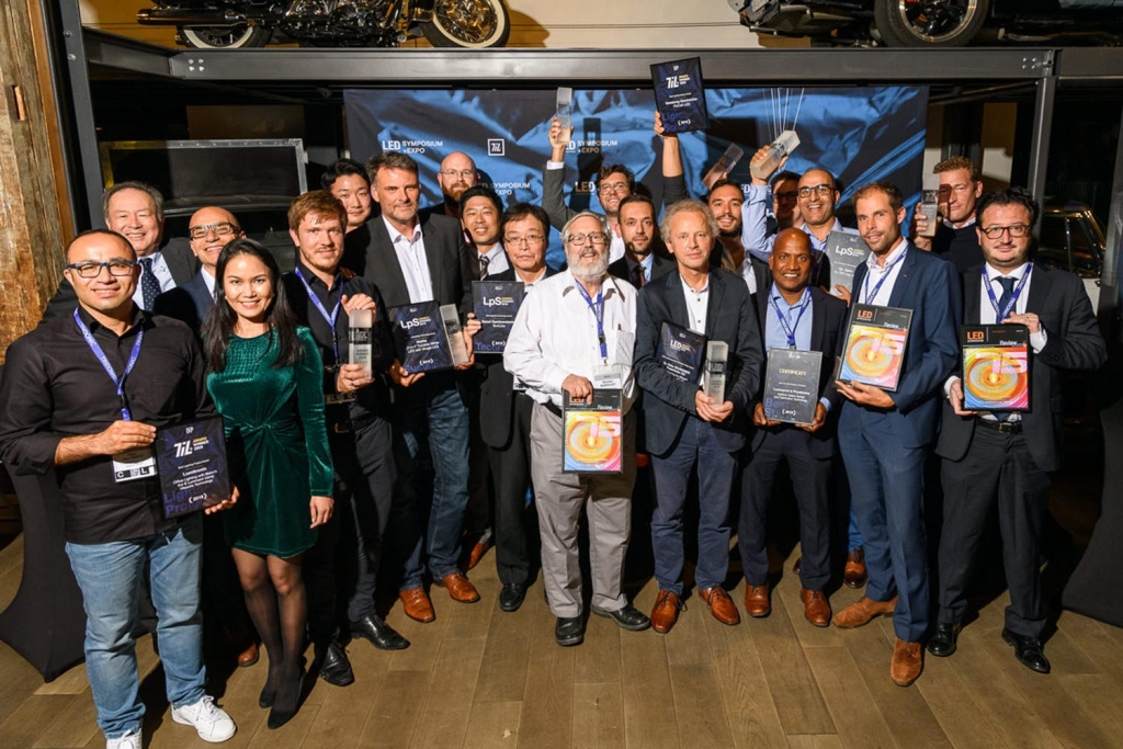 Image of LPS TIL 2019 Award Winners together