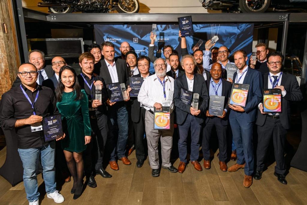 Image of LPS TIL 2019 Award Winners together