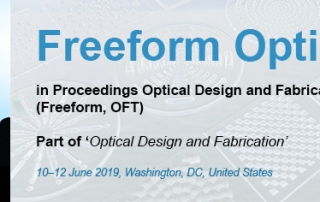 Image of article Ingo Sieber Design-for-manufacture of high-resolution 3D printed rotation optics forOSA Technical Digest