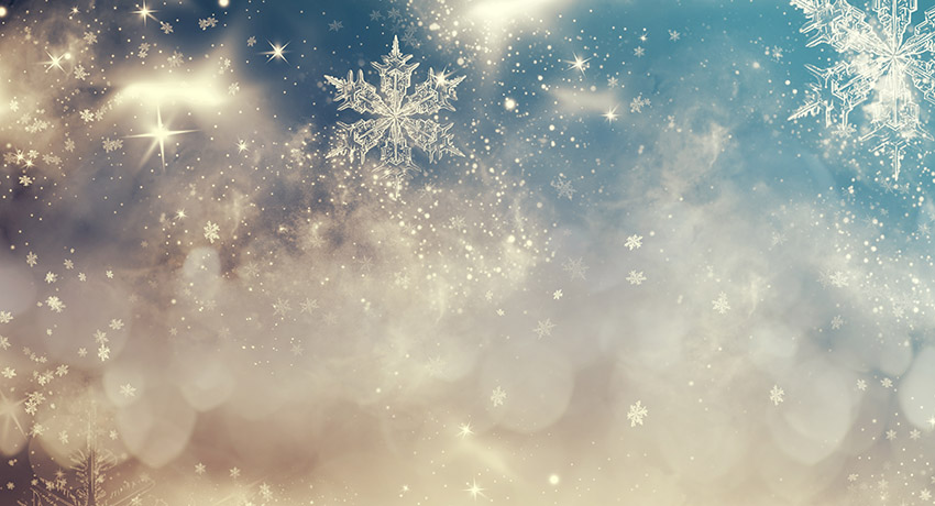 Image for use in Luximprint blog expressing Christmas wishes