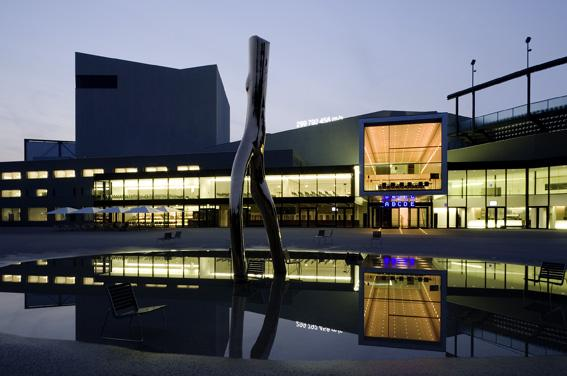 Image of Festspielhaus Bregenz for blogpost on postponed LpS-TiL 2020 event