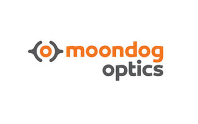 Logo of Moondog Optics for use in Luximprint Optics Design Hub Index
