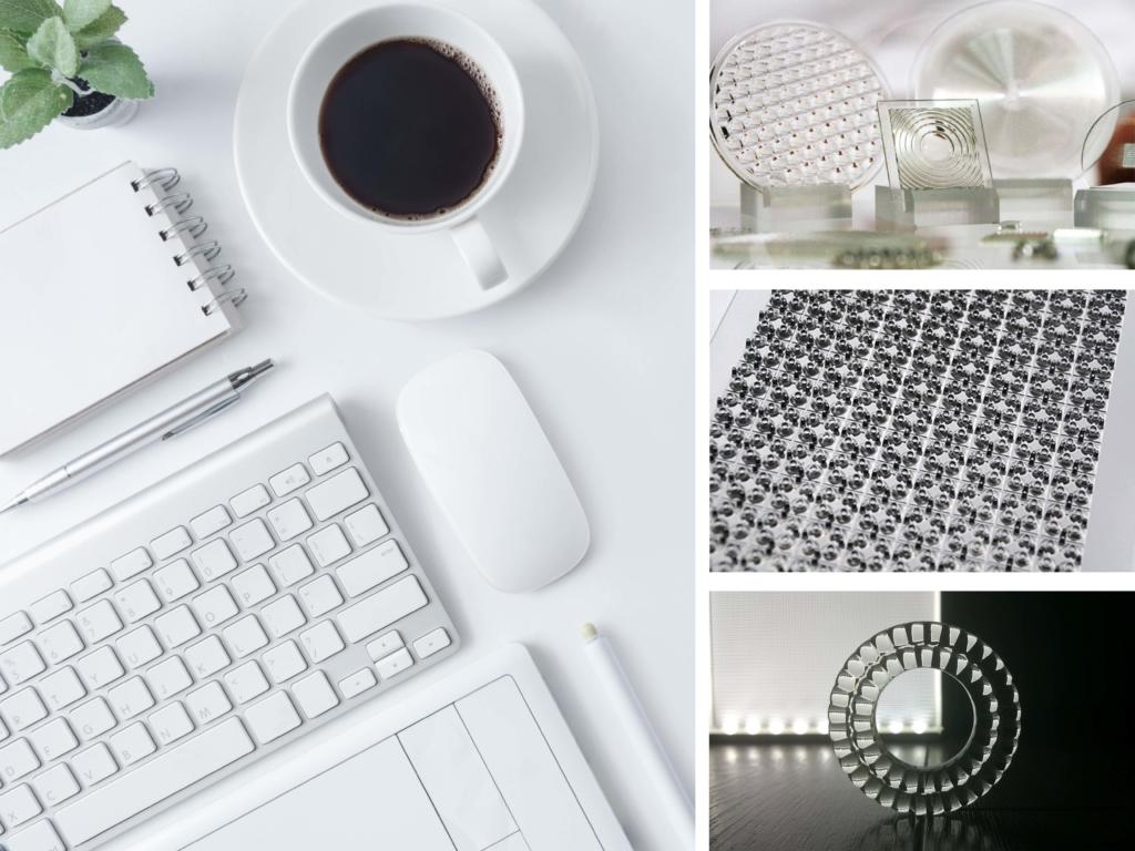 Introduction Image for Luximprint 'SPOT ON!' Optics Designer Series