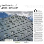 Image of EuroPhotonics article on the additive optics fabrication evolution