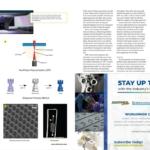 Image of EuroPhotonics article on the 3D printing of optics