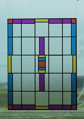 Picture of Luximprint Optographix Stained Glass Piece