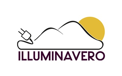 Logo of Illuminavero for Luximprint Optics Design Hub