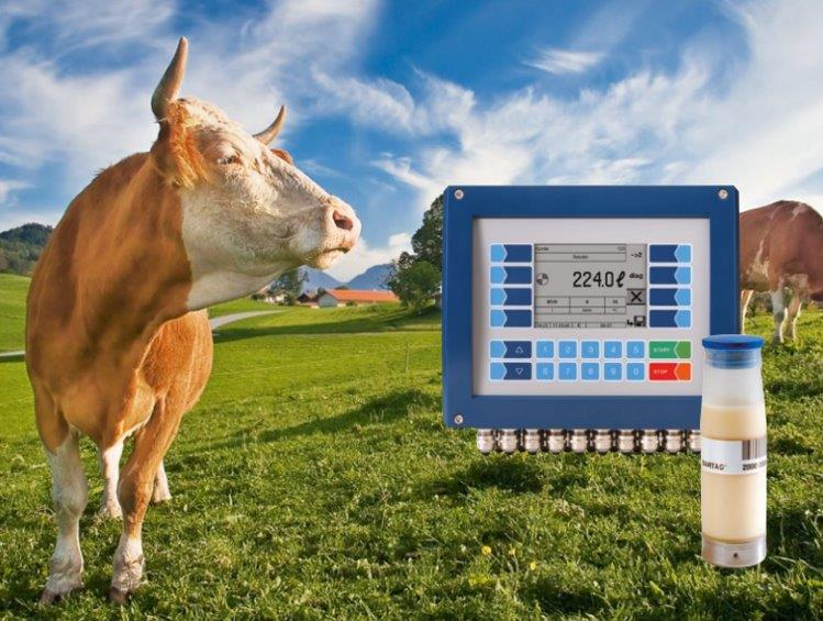 The BARTEC Benke Milk Collection System promotional image
