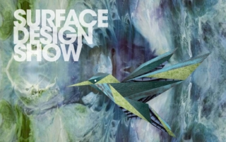 Header Image for Luximprint blog about presence at Surface Design Show