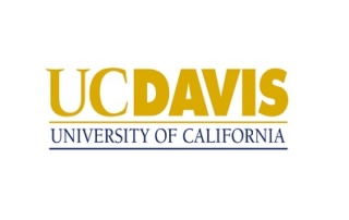 Image with logo of UC Davis California for listing on Luximprint website customer carroussel